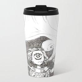 Winter Smoke Metal Travel Mug