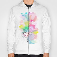 color composition Hoody
