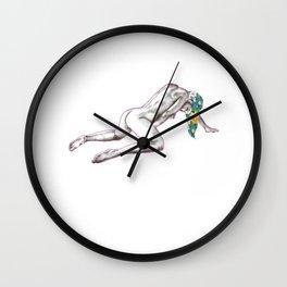 Mrs. Solo Dolo Wall Clock