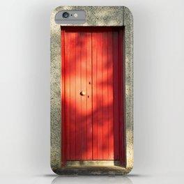 Door to The Highlands iPhone Case