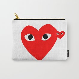 Comme Des Garcons Carry-All Pouch