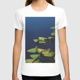 lily pads T-shirt