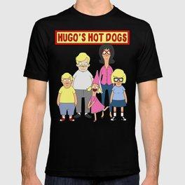 Hugo's Hot Dogs T-shirt