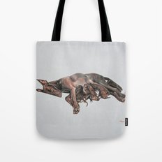 Moira and the eleven dwarfs Tote Bag