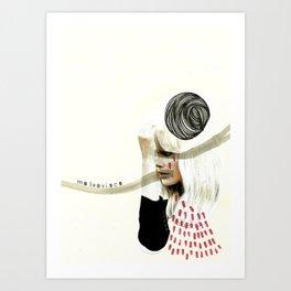 malvavisco Art Print