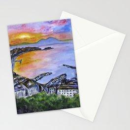 Napoli Sundown Stationery Cards