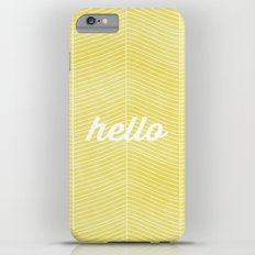 Hello Sunshine Slim Case iPhone 6 Plus