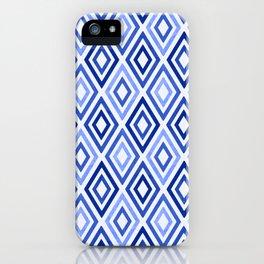 Mediterranean Blues iPhone Case