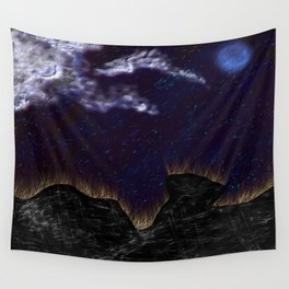 The Dance Through Dreams Wall Tapestry