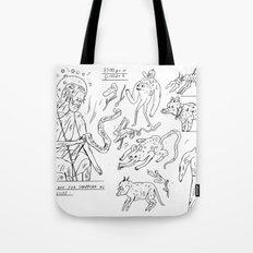 yotyot Tote Bag