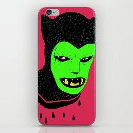 Werewolf iPhone Skin
