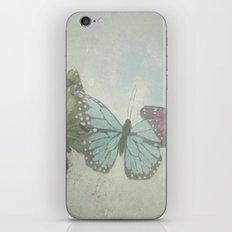 Under Wild Blue Skies iPhone & iPod Skin