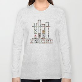 Boho Laboratories Long Sleeve T-shirt
