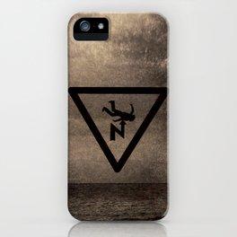hubris iPhone Case