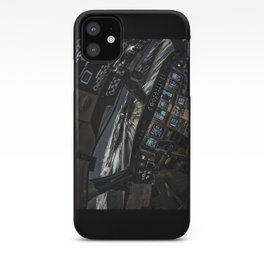 32R Clear to land iPhone Case
