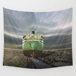 atmosphere · stranded Wall Tapestry