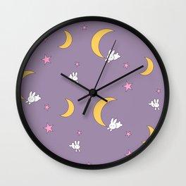 Usagi Tsukino Sheet Duvet - Sailor Moon Bunnies Wall Clock