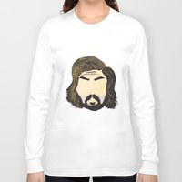 pirlo Long Sleeve T-shirts featuring Pirlo by wearwolves