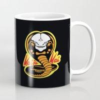 kaiju Mugs featuring Kaiju Kai by Stationjack