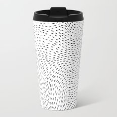 storm   white Travel Mug
