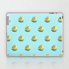 Lemonade Blue Laptop & iPad Skin