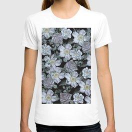 Roses at Night T-shirt