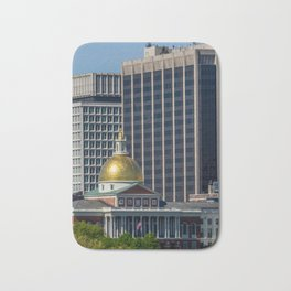 The Golden Dome Bath Mat