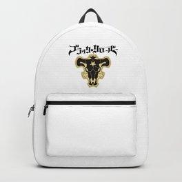 Black Clover Black Bulls Backpack