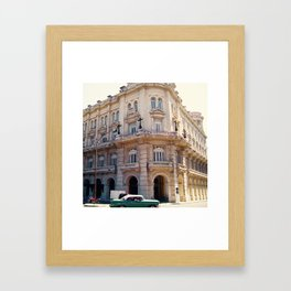 Viva La Cuba Framed Art Print