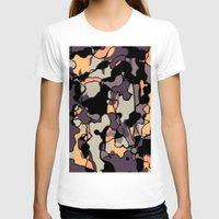 arya T-shirts featuring Abstract Digital Painting by Hinal Arya