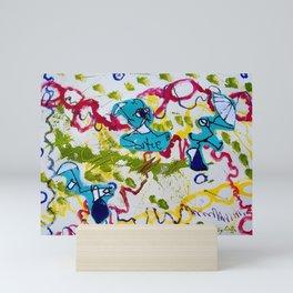 SATIE. Trois Gnossiennes     by Kay Lipton Mini Art Print