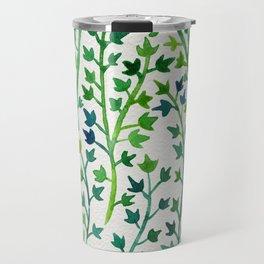 Summer Ivy Travel Mug