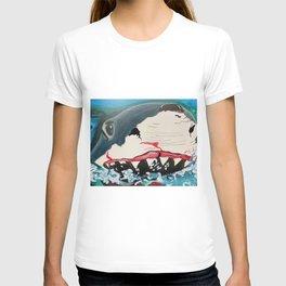 Jaws Shark T-shirt