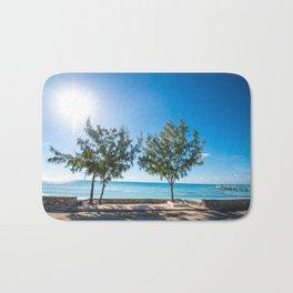 Turks and Caicos beach Bath Mat