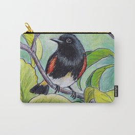 American Redstart Carry-All Pouch