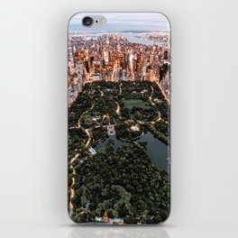 Central Park New York iPhone Skin