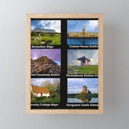 Images of Ireland Framed Mini Art Print