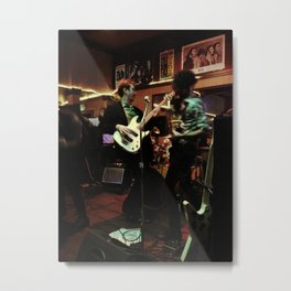 Paulie Hips And The Child Bearers  Metal Print