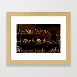 Mineral City I Framed Art Print