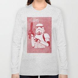 Storm Trooper Long Sleeve T-shirt