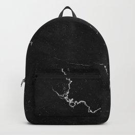 MARBLE BLACK & WHITE Backpack