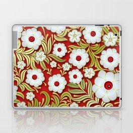 Art Flowers V3 Laptop & iPad Skin