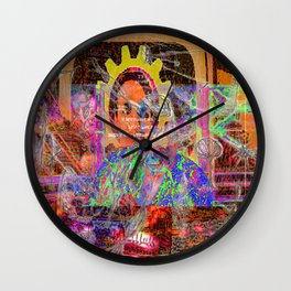 Cyberia, Next Wall Clock