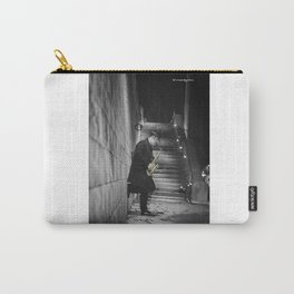 The golden saxophone player Carry-All Pouch