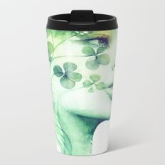 Serendipity Metal Travel Mug