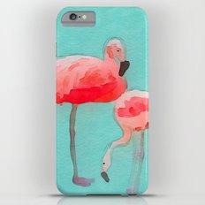 Flamingos  Slim Case iPhone 6s Plus