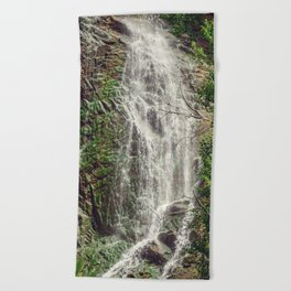 Feel the Cleansing Beach Towel