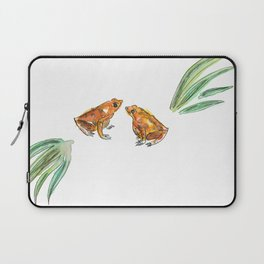 Let's frog about it! Laptop Sleeve