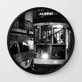 Tram, Lisbon Wall Clock