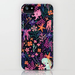 Deep Sea iPhone Case